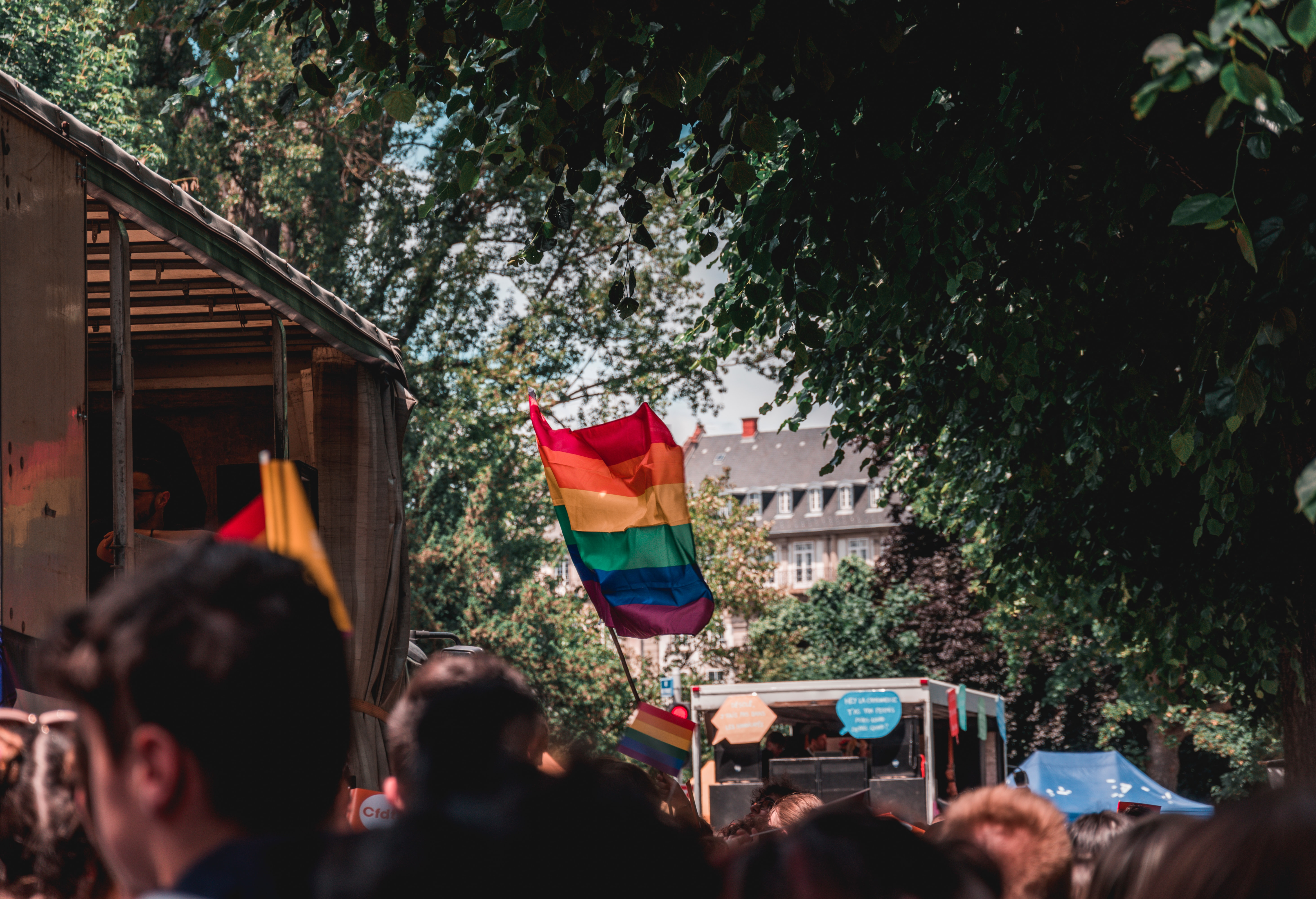 Pride and inclusion: looking beyond the '#'s