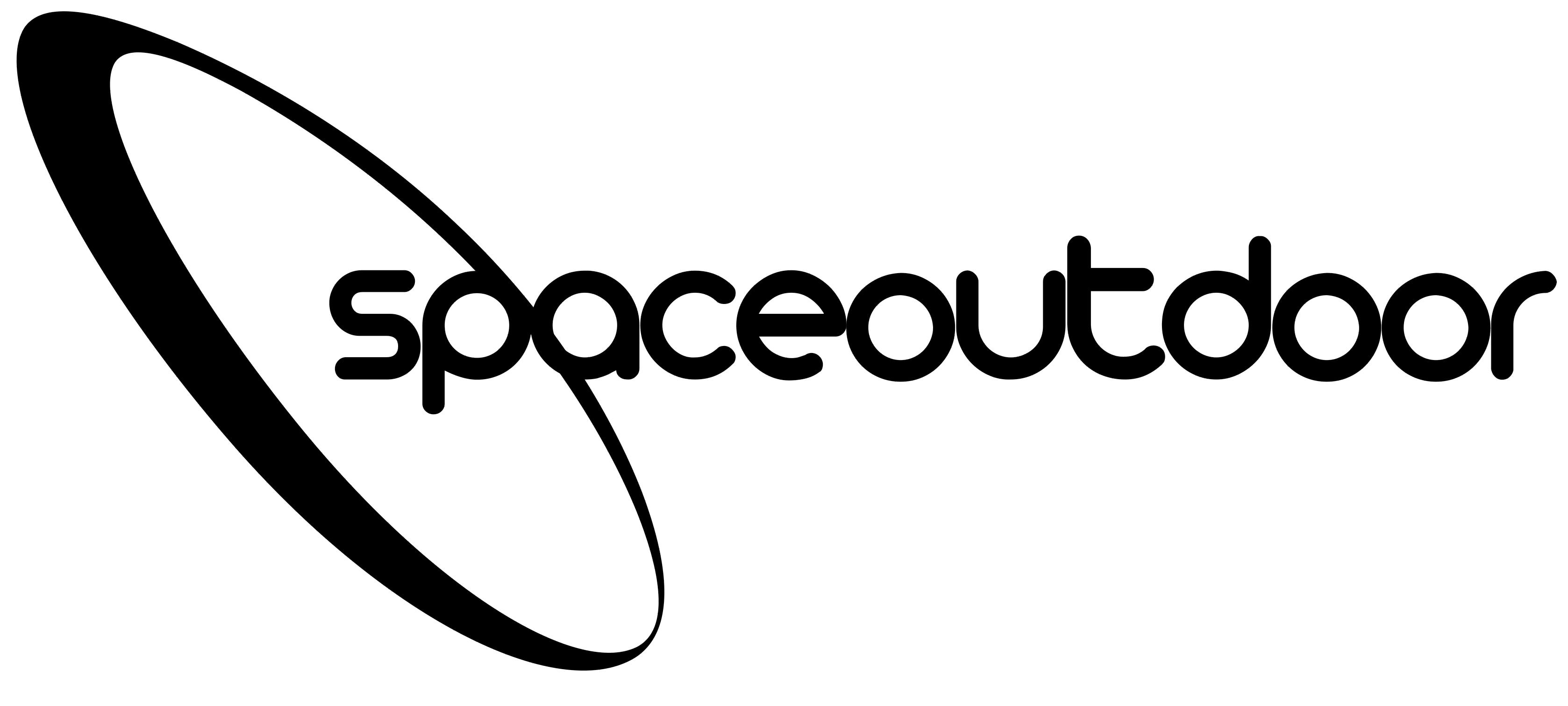 space outdoor logo