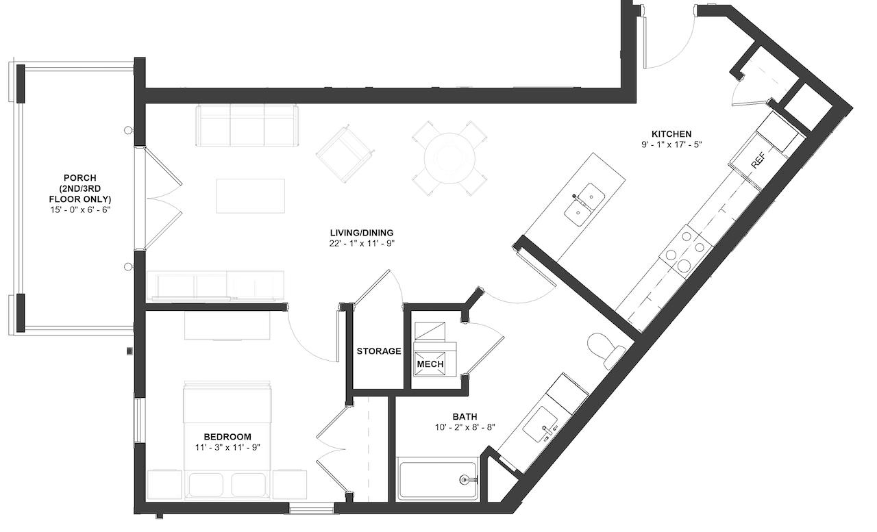 Rapp Floor Plan