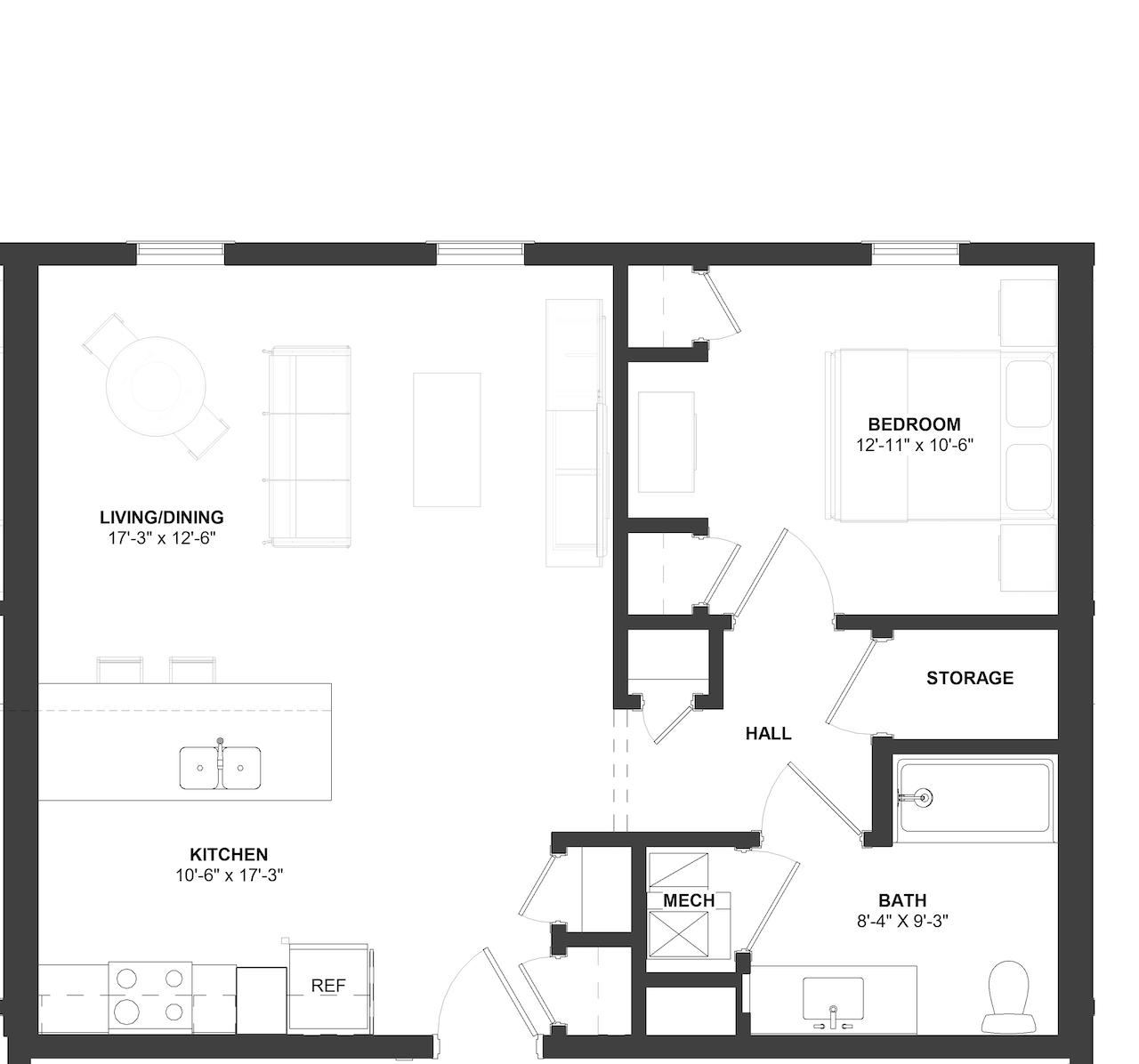 Boggs Floor Plan