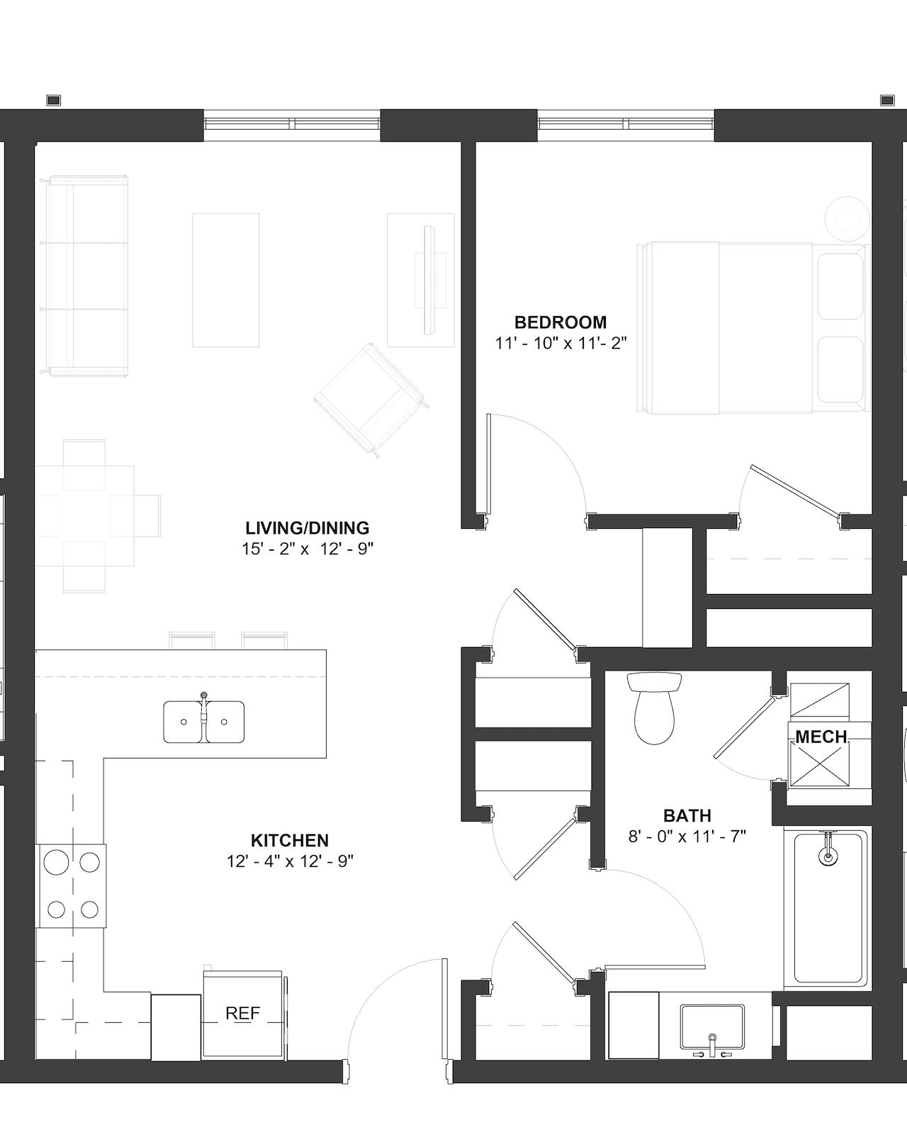 Muller Floor Plan