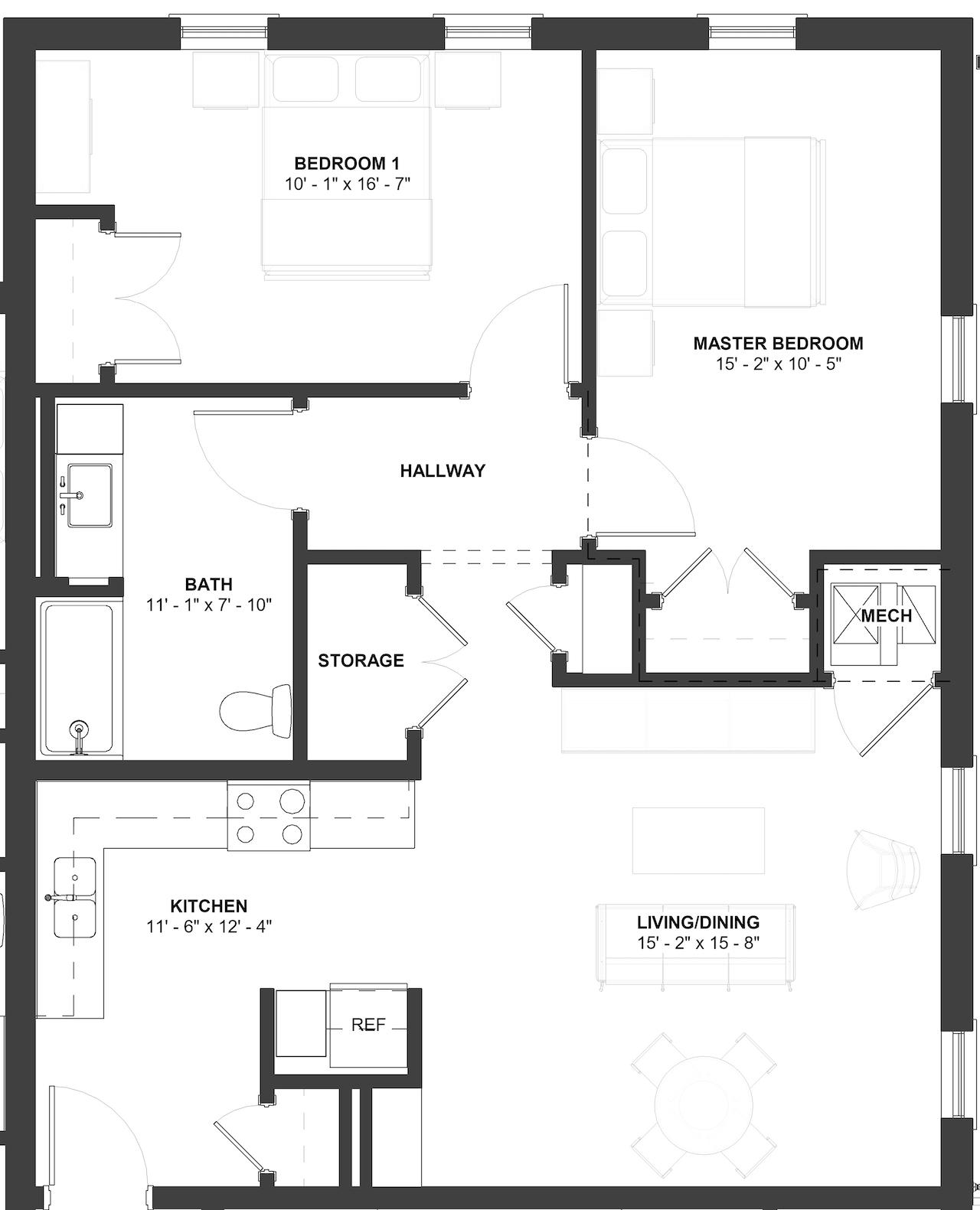 Perry Floor Plan