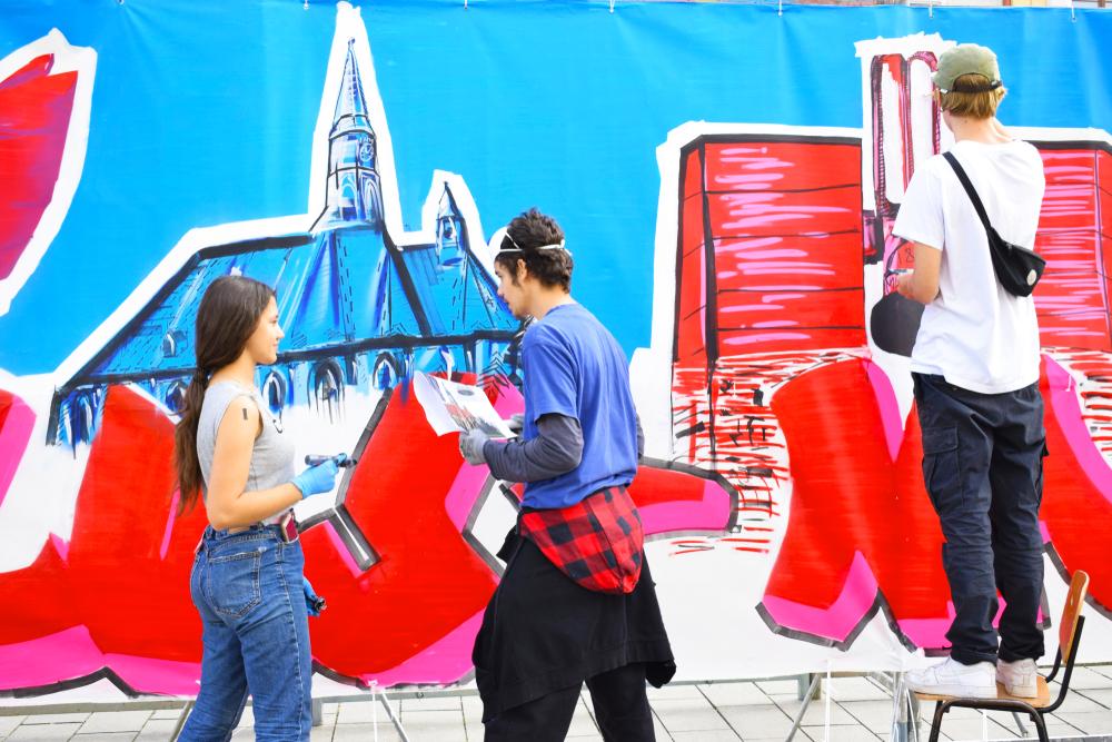 Grafiti festivalis