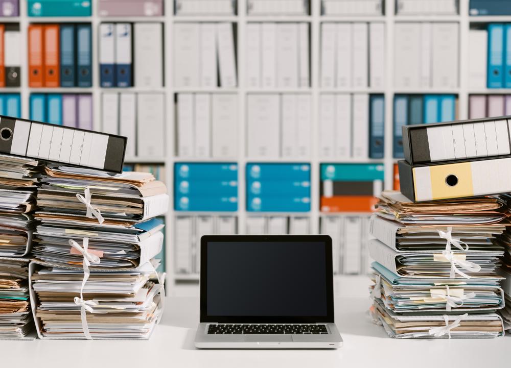 Nesutvarkyti dokumentai