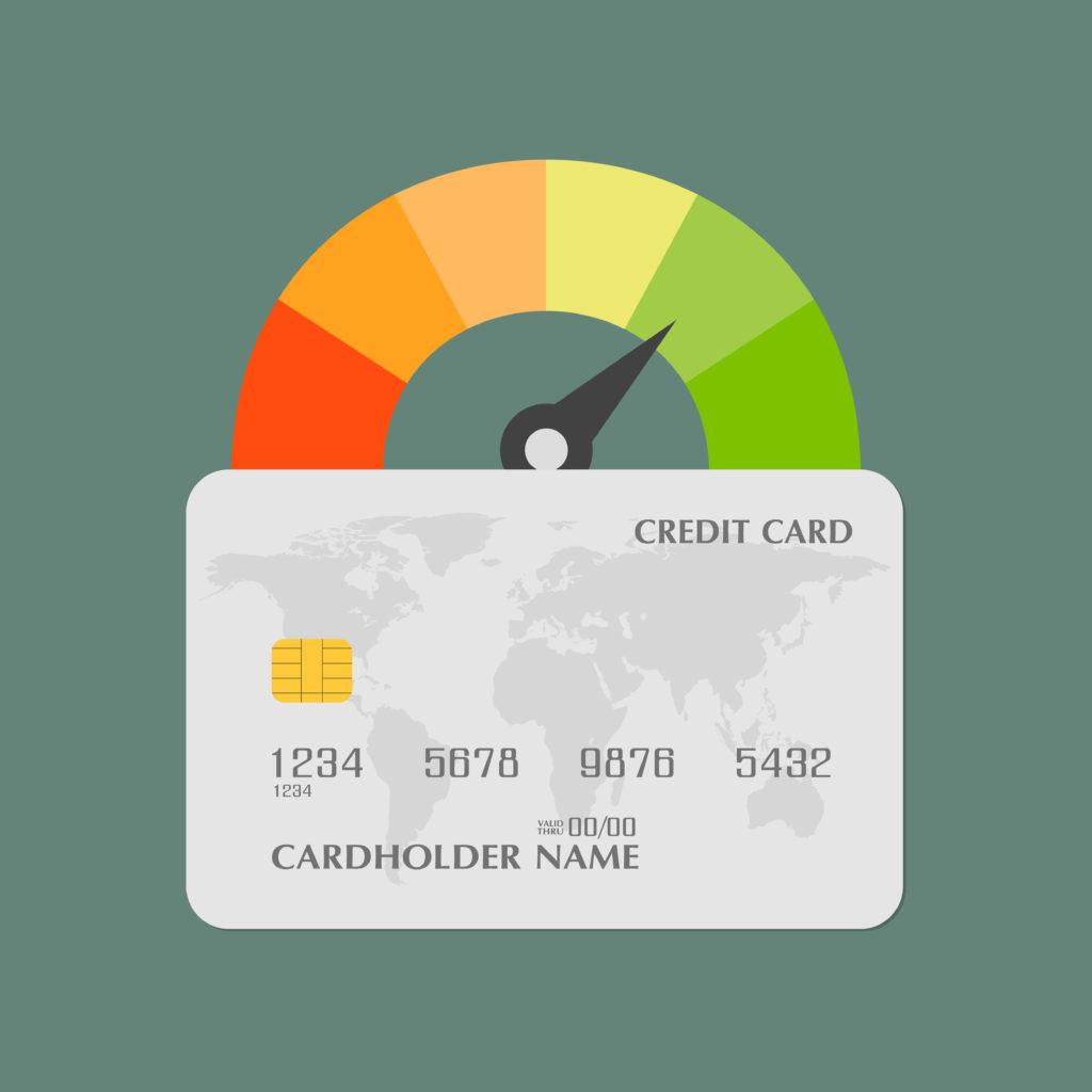 Bloga kredito istorija
