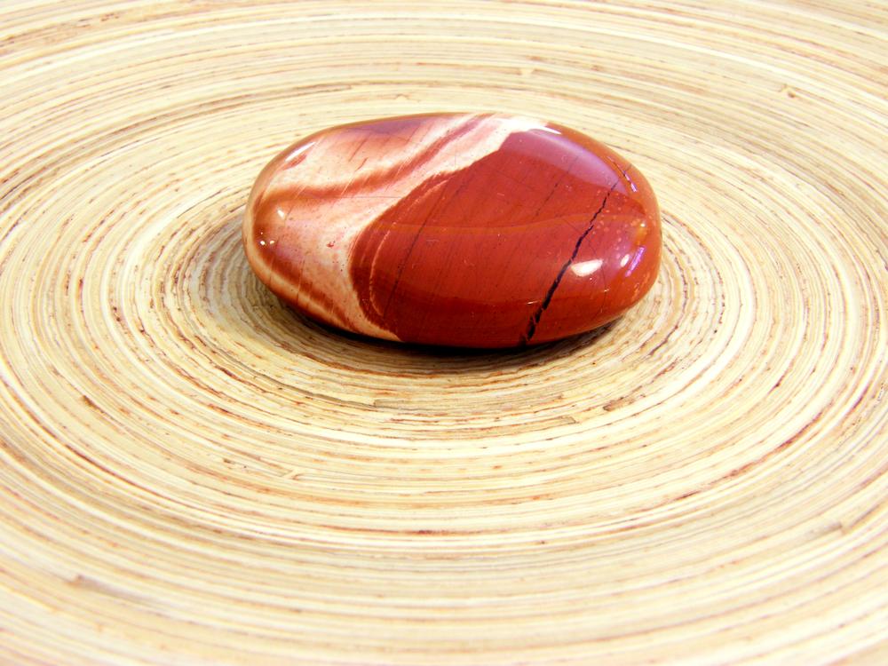 Raudonos spalvos jaspis