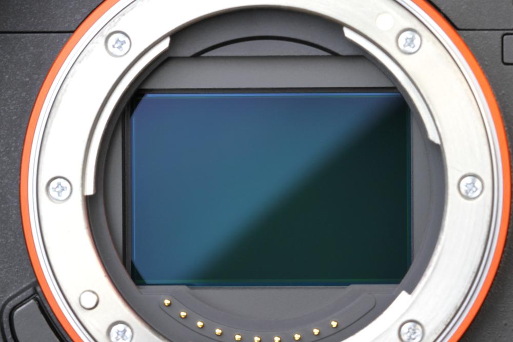 Kameros sensorius