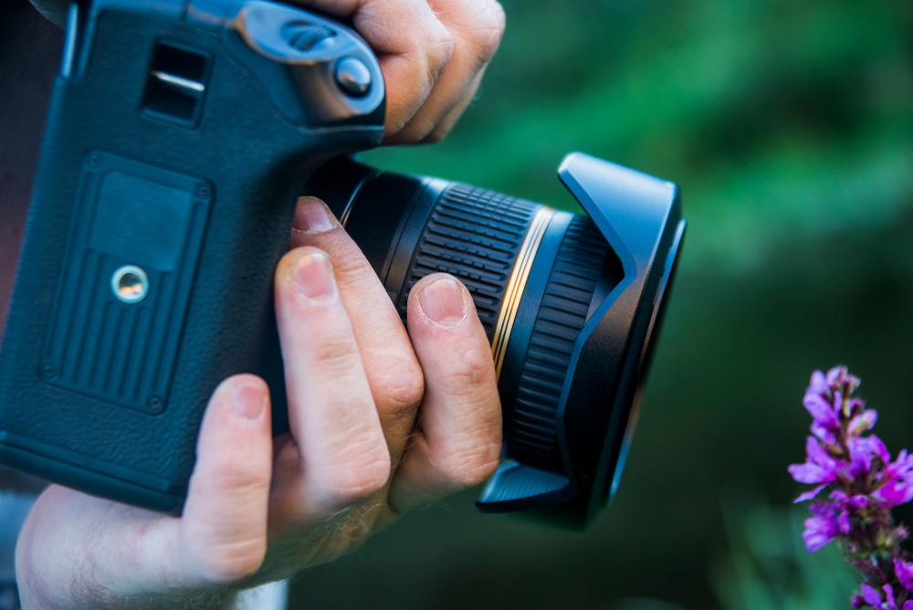 Hibridinis fotoaparatas