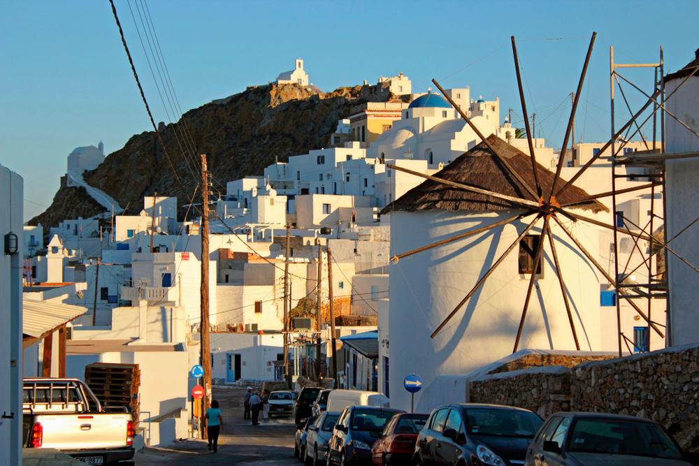 Miestas Graikijoje