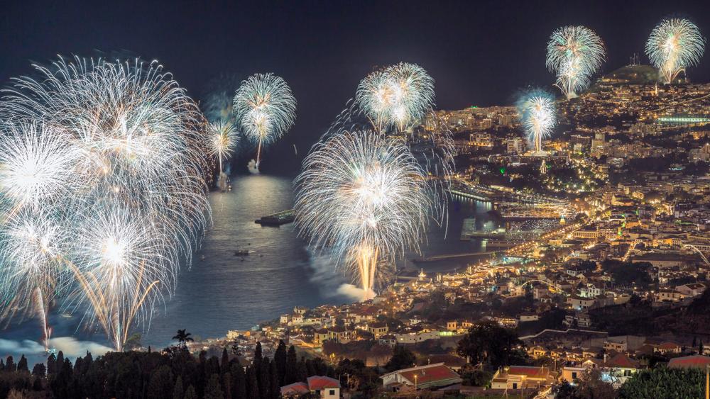 Naujieji metai Madeiroje