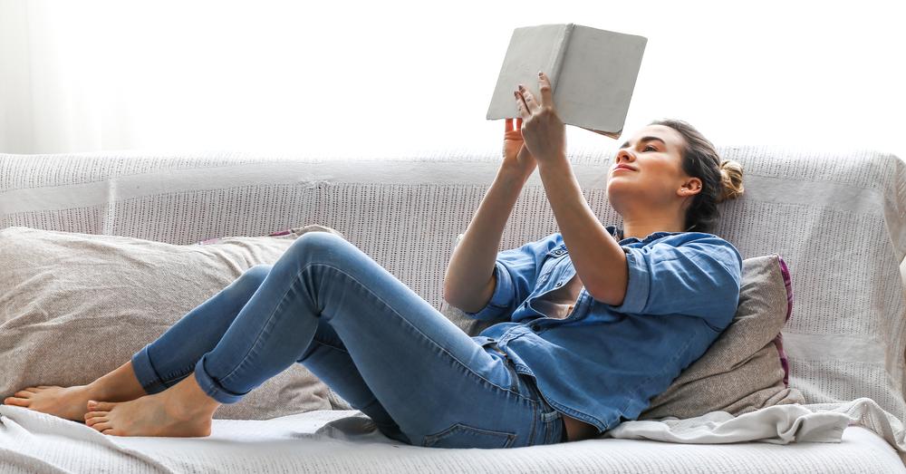 Skaitymas - puikus hobis