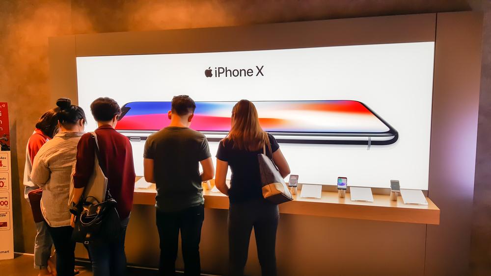 Iphone X vieša prezentacija