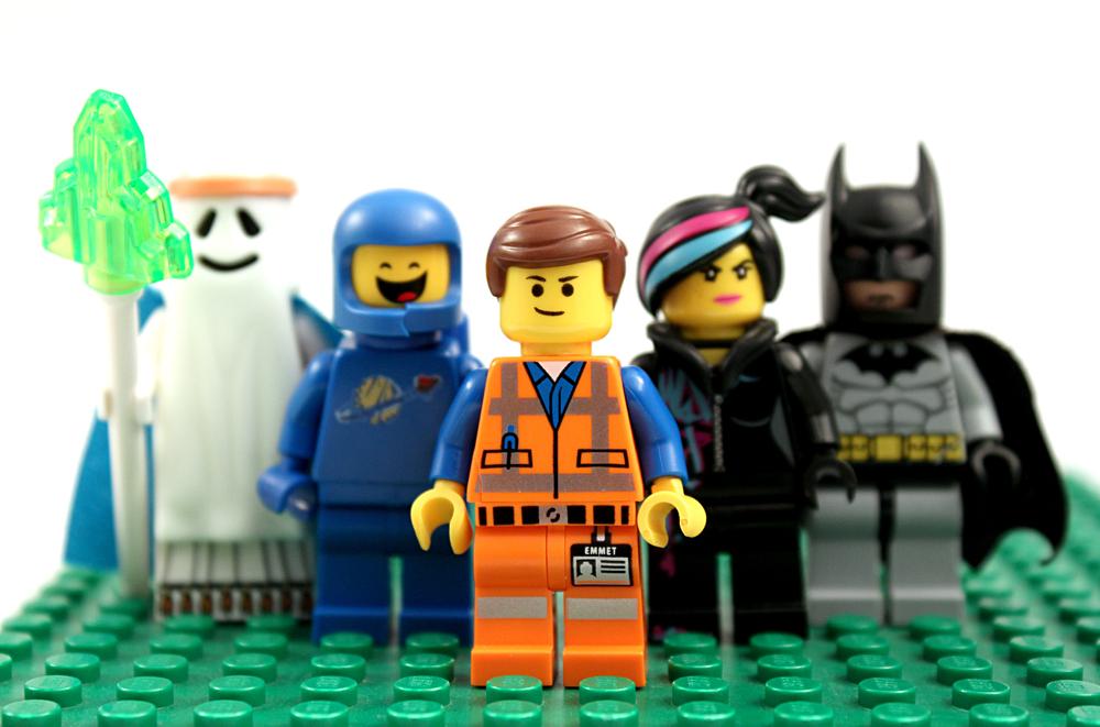 Lego filmas