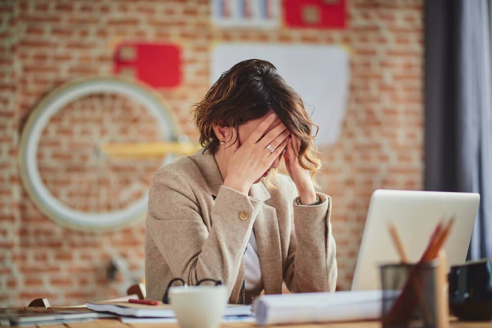Kaip elgtis, patiriant psichologinį spaudimą darbe