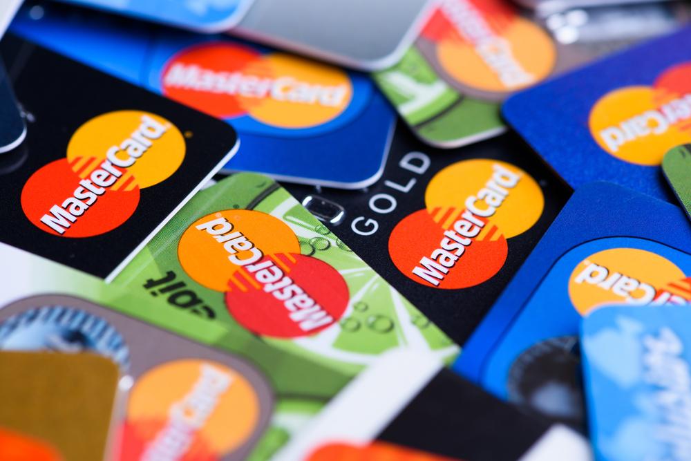 MasterCard mokėjimo kortelės