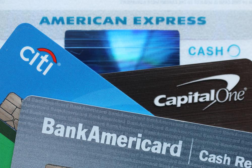 American Express mokėjimo kortelės