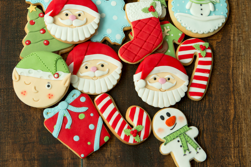 Kepti Kalėdų papuošimai