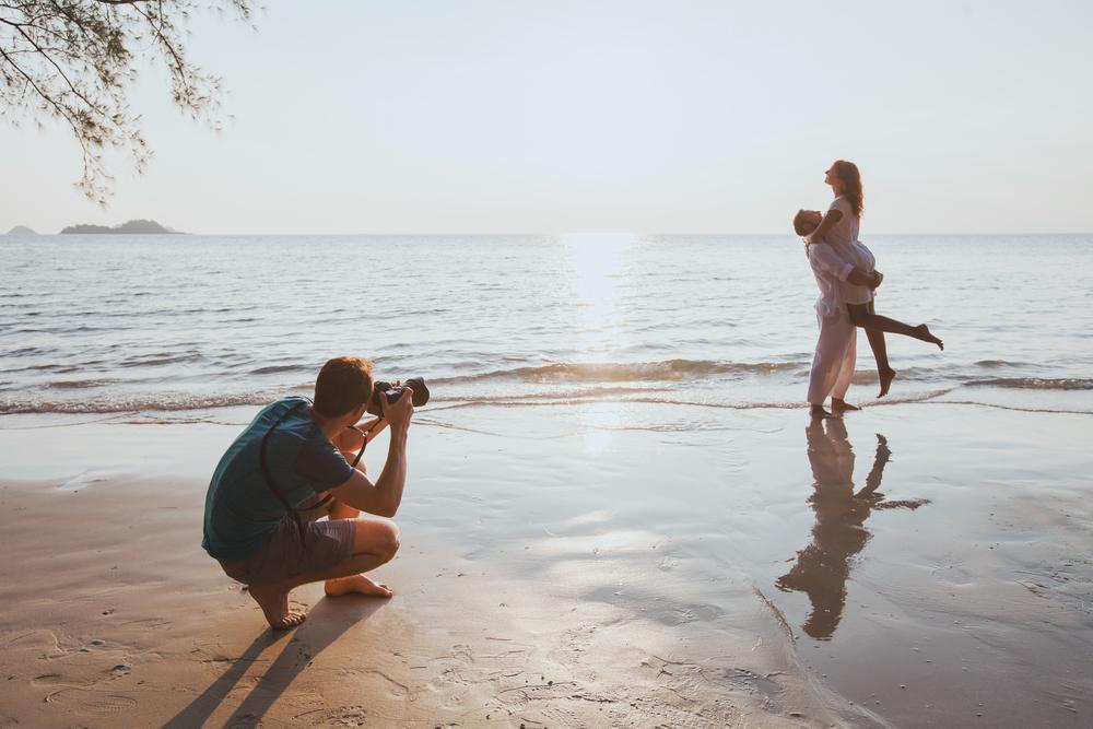 Romantiška fotosesija