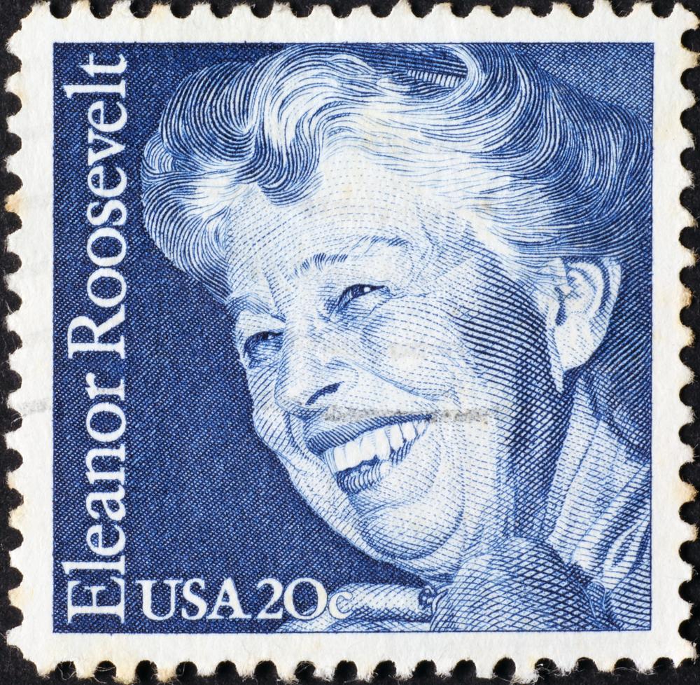 Kurkite – Eleanor Roosevelt