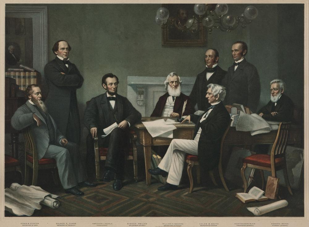 Atkaklumas yra raktas į sėkmę – Abraomas Linkolnas
