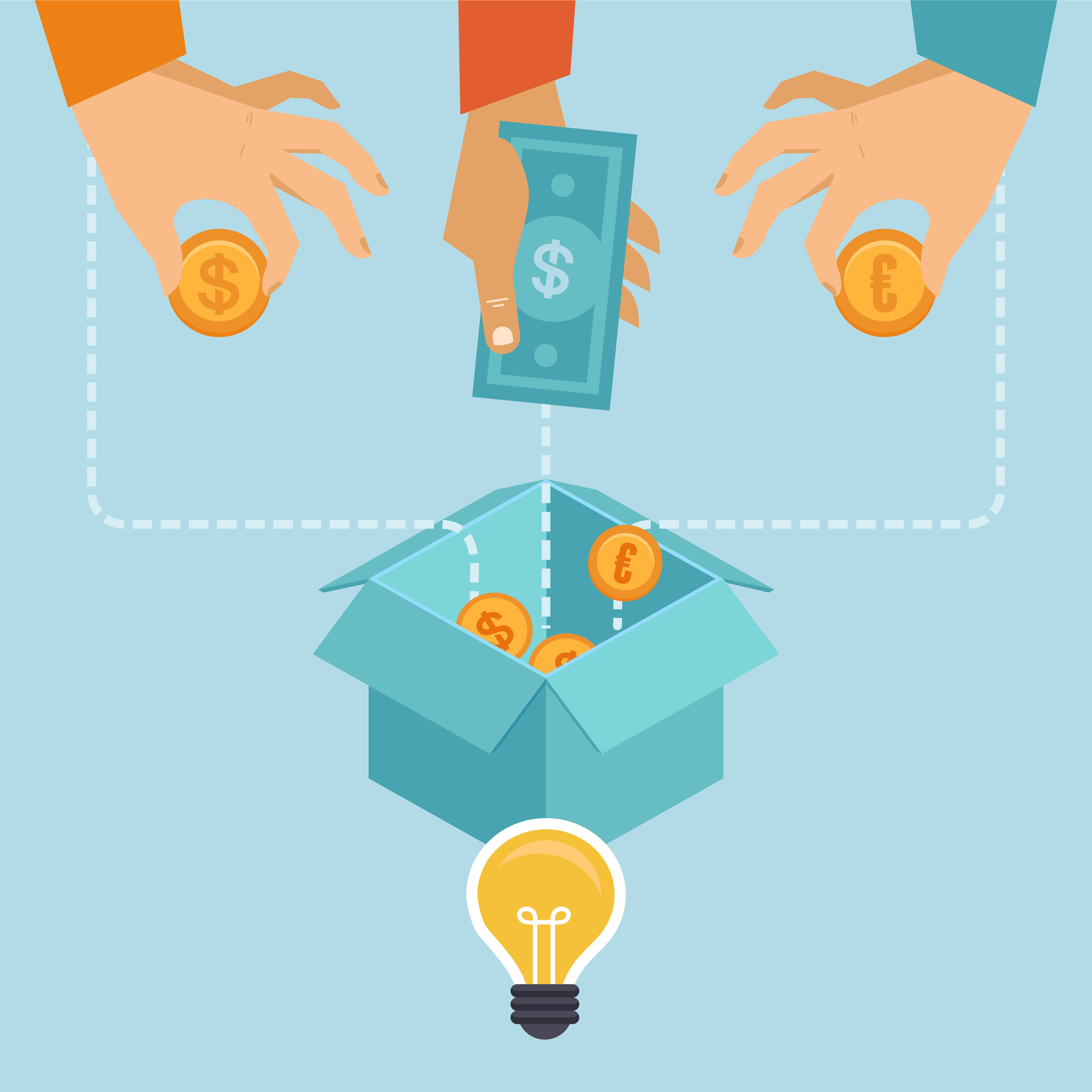 Verslumą skatinantys fondai