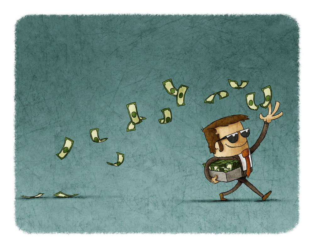 Sekite išlaidas