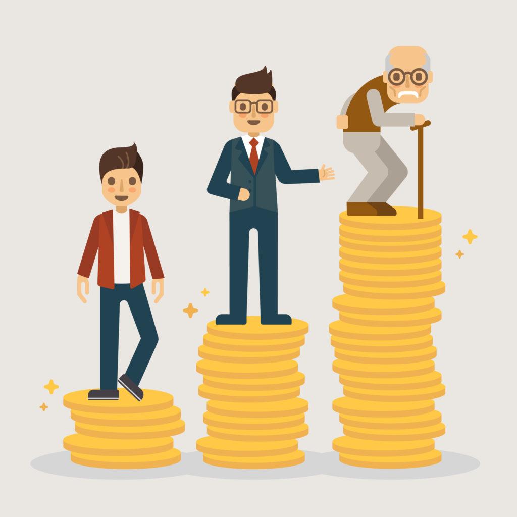 Pensijų kaupimo pakopos