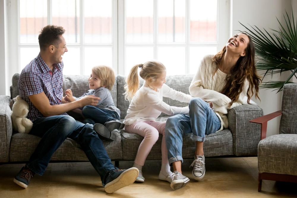 Įtraukite šeimos narius
