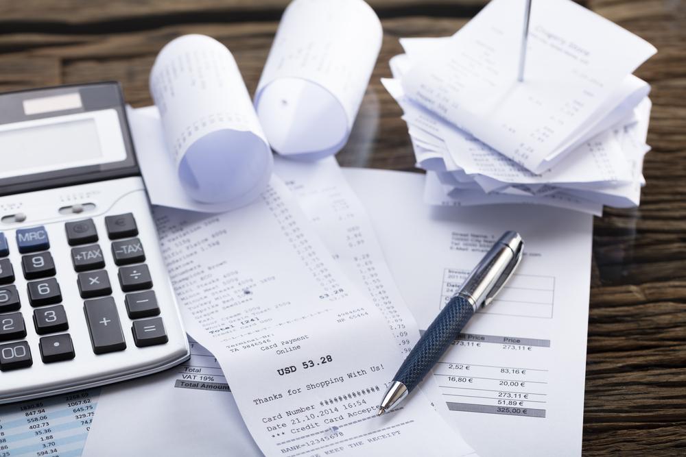 Analizuokite išlaidas