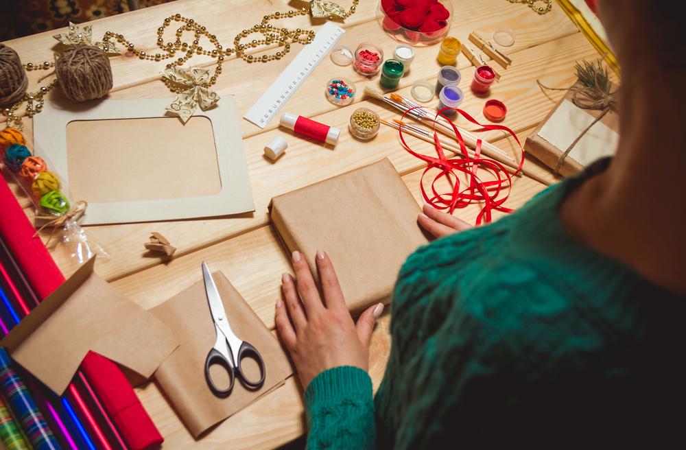Pačių kurti dovanų rinkiniai