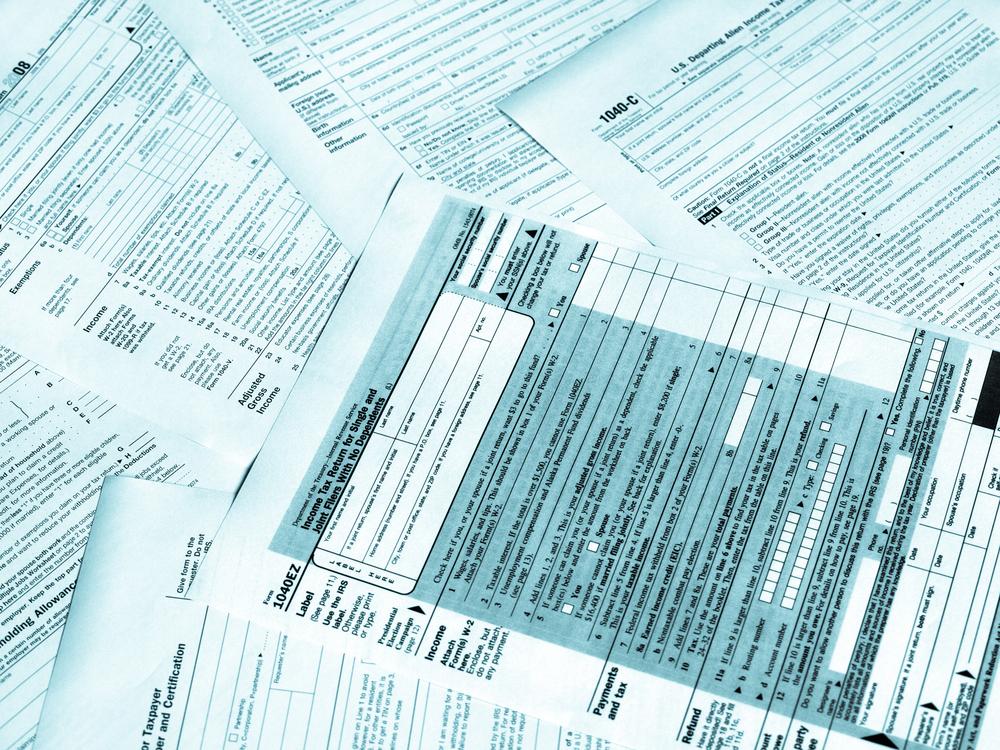 Pavyzdiniai pajamų deklaravimo failai