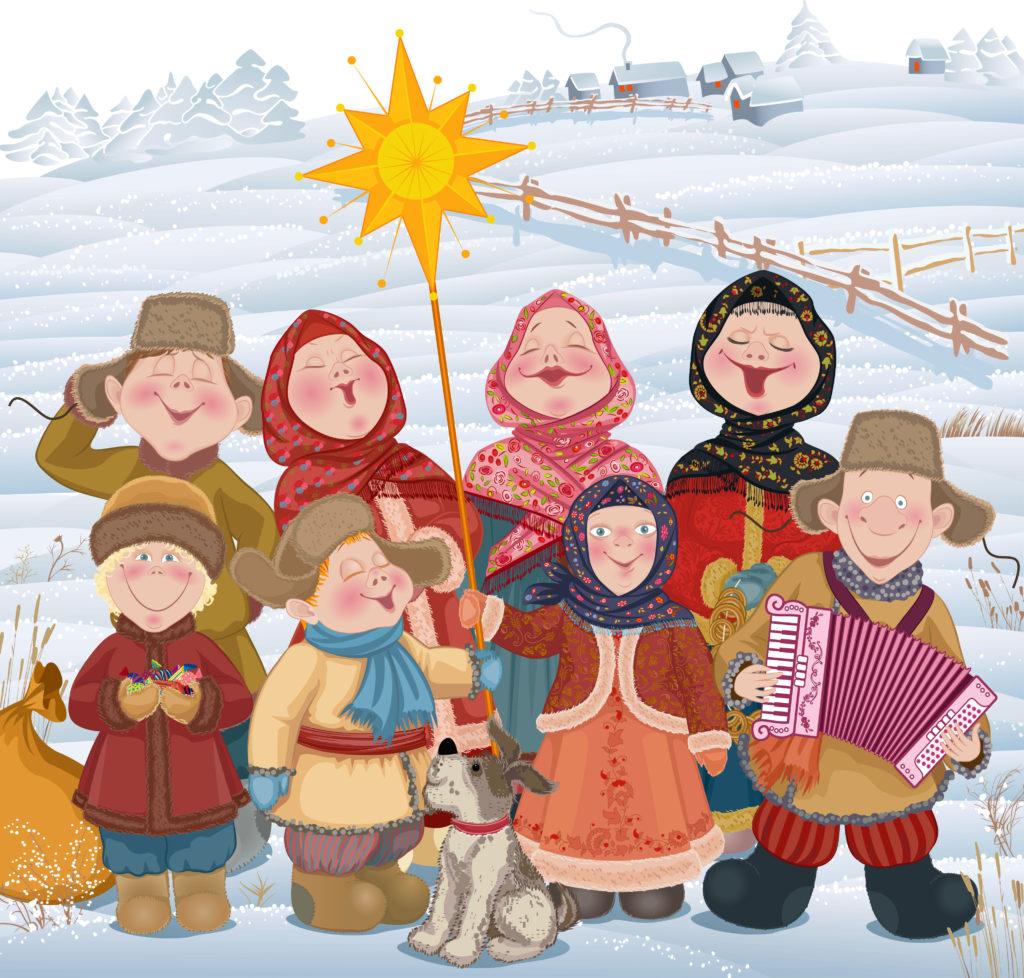 Rusiškas Kalėdojimas