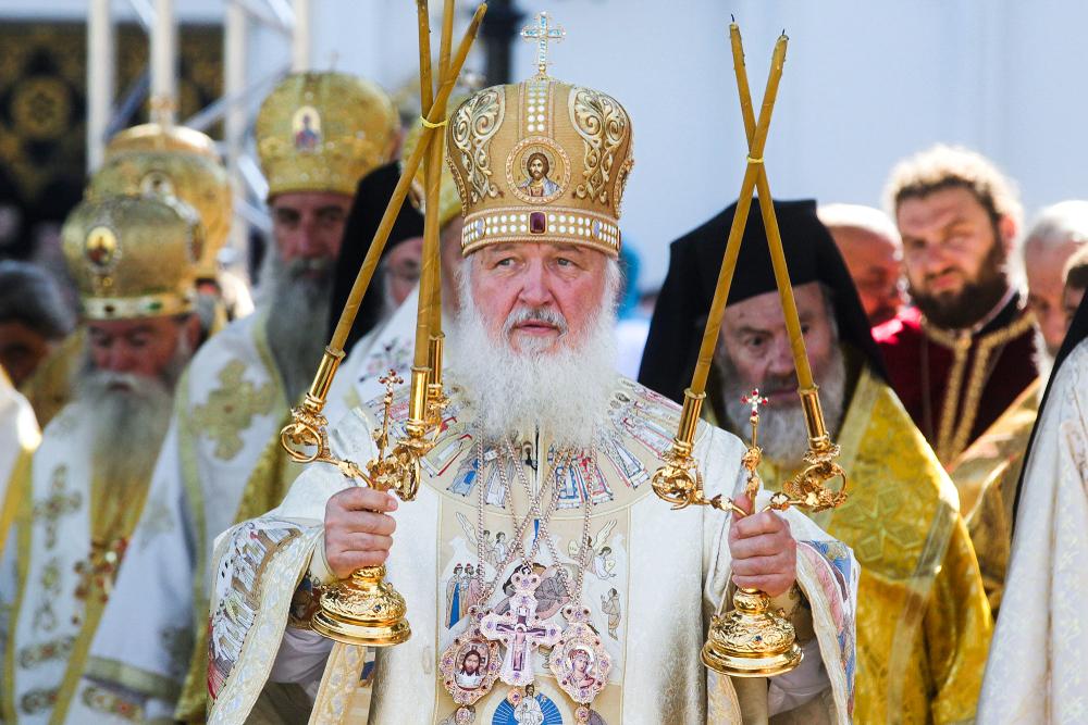 Rusijos ortodoksų bažnyčia