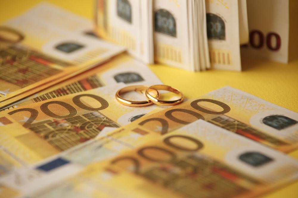 Kiek kainuoja vestuvės