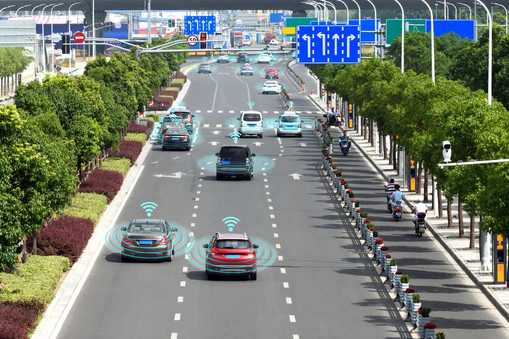 Autonominės transporto priemonės