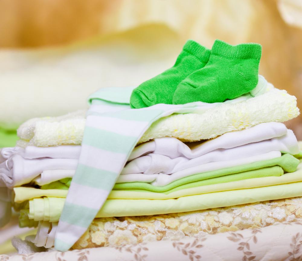 Žalios spalvos vaikų rūbai tinkamiausi