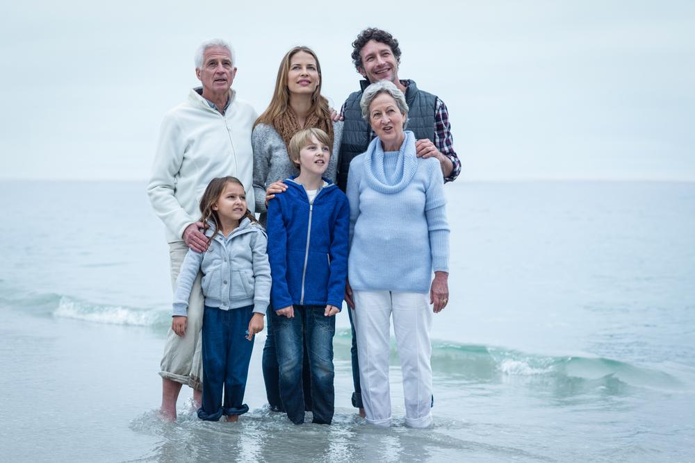 Nepamirškite savo šeimos