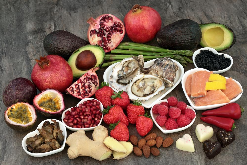 Maistas – afrodiziakas