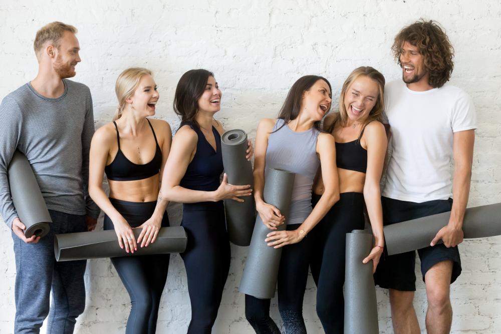Atsipalaidavimas - pilates treniruotės