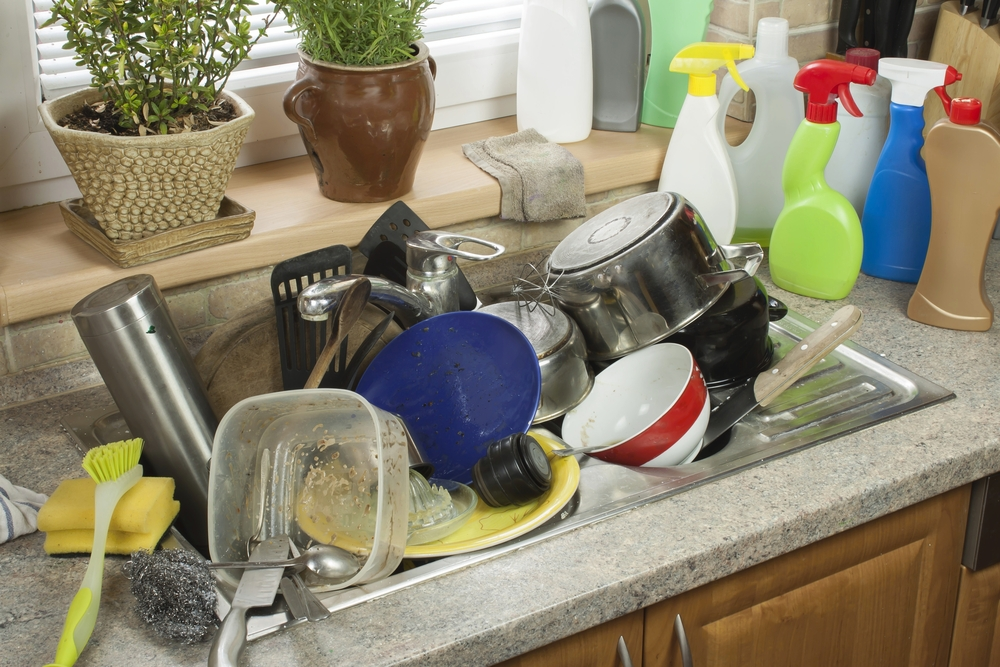 Virtuvinė kriauklė