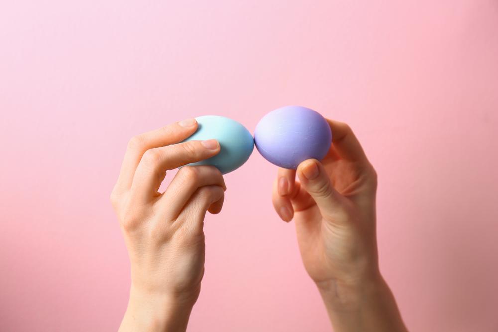 Kiaušinių mušimo žaidimas