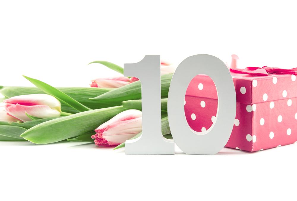 Rožinės vestuvių metinės