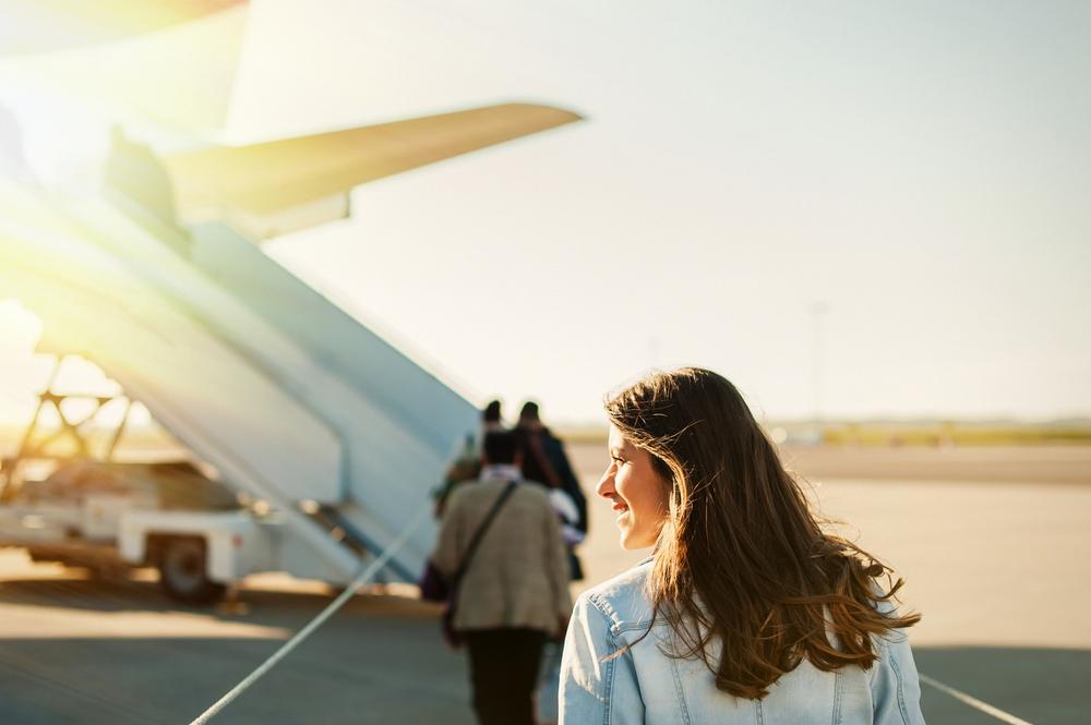 Įlaipinimas į lėktuvą