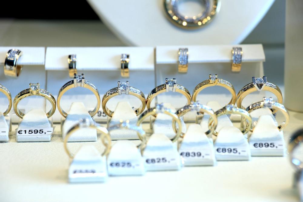 Sužadėtuvių žiedų kainos