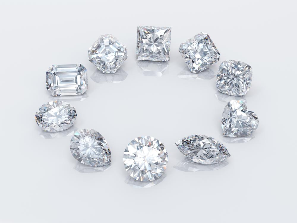 Įvairios žiedo akutės