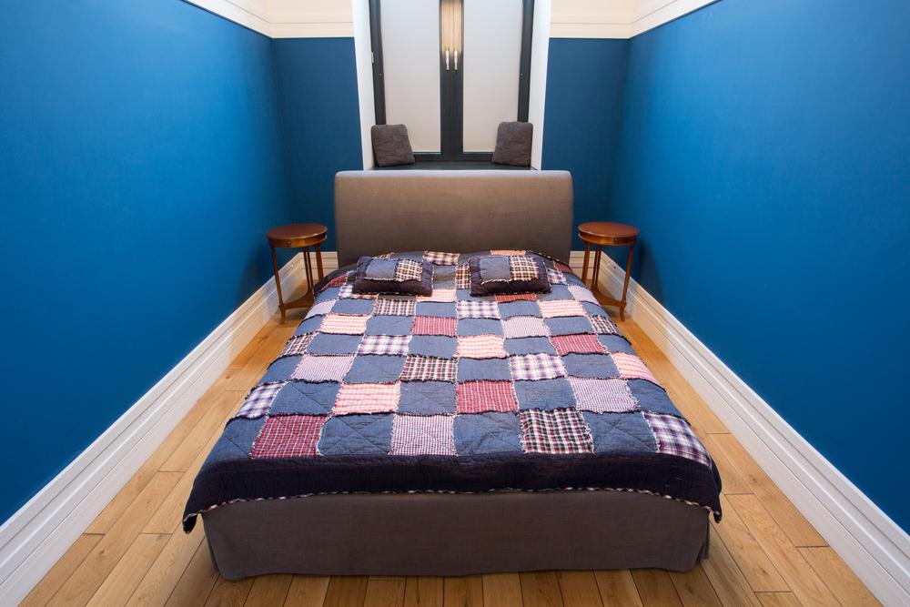 Didelė lova