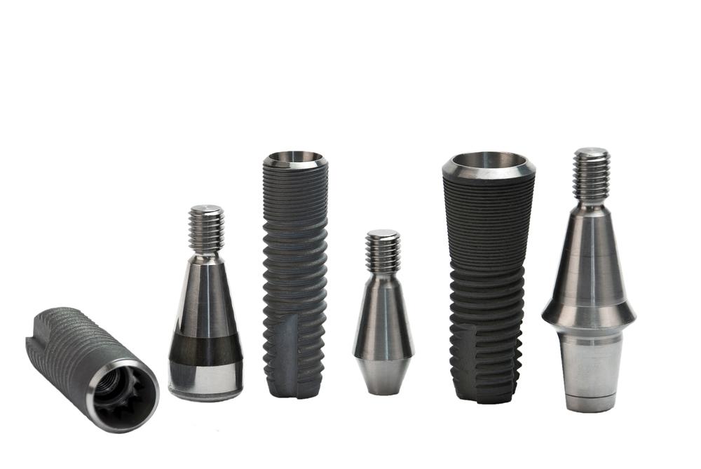 Dantų implantų variantai