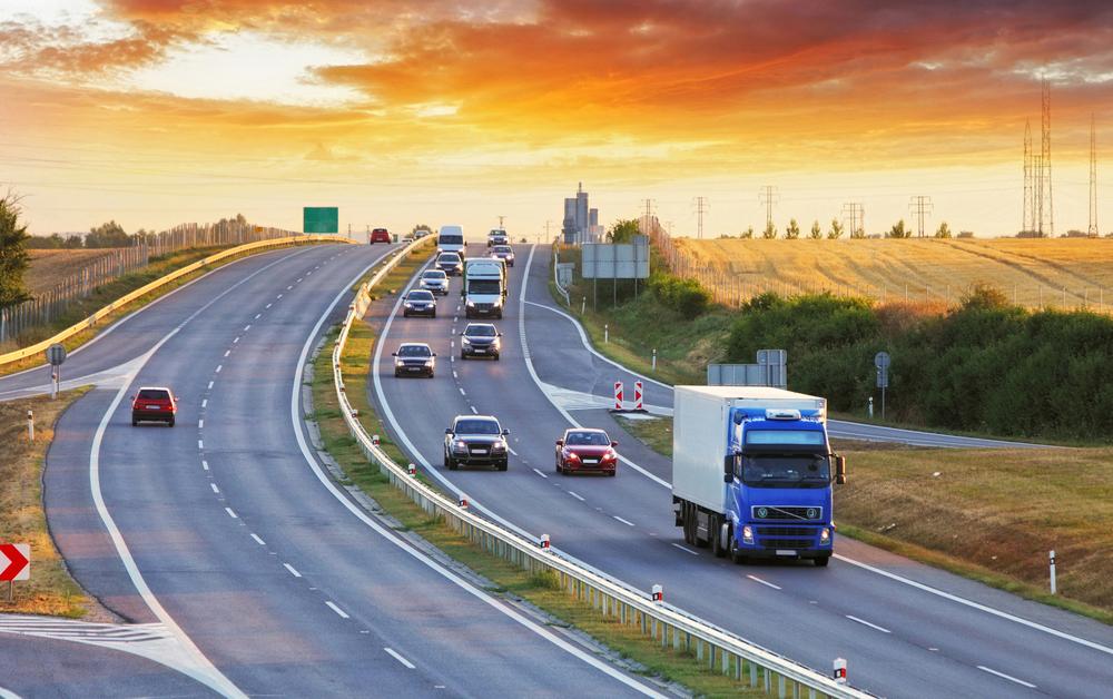 Transporto priemonės kelyje