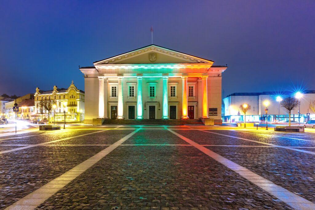 Vilniaus rotušė XXI amžiuje