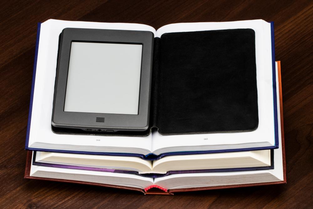 Knygos ir el. skaityklė